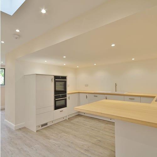 Kitchen renovation in Chipping Norton